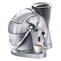Caffitaly S06 Nautilus Silver