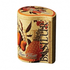Чай Basilur Экзотические фрукты (100 г)