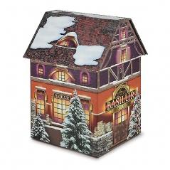 Чай Basilur Рождественский домик (100 г)