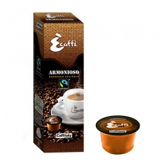 Кофе в капсулах Caffitaly Ecaffe Armonioso (10 капсул)