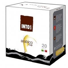 Кофе в капсулах Into Caffe Arabico Cup (20 капсул)