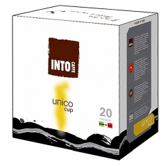 Кофе в капсулах Into Caffe Unico Cup (20 капсул)