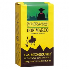 Кофе молотый La Semeuse Don Marco (250 г)