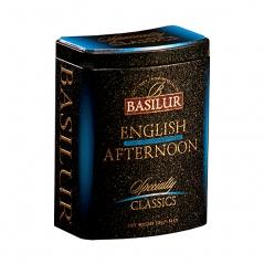 Чай Basilur Английский полдник (100 г)