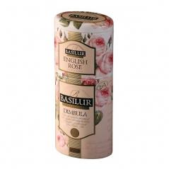 Чай Basilur Димбула (75 г) + Английская роза (50 г)