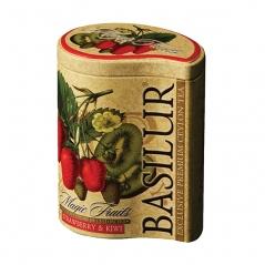 Чай Basilur Клубника и киви (100 г)