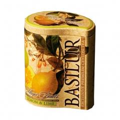 Чай Basilur Лимон и лайм (100 г)