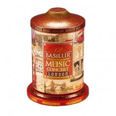 Чай Basilur Музыкальная шкатулка London (100 г)
