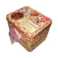 Чай Basilur Розовый подарок (100 г)