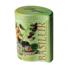 Чай Basilur Зеленая свежесть (100 г)