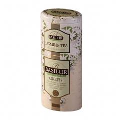 Чай Basilur Зелёный чай (75 г) + Жасмин (50 г)
