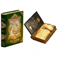Чай Basilur Зимняя книга: ТОМ IV (100 г)