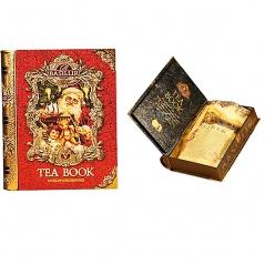 Чай Basilur Зимняя книга: ТОМ V с ягодами Годжи (100 г)
