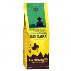 Кофе в зернах La Semeuse Don Marco (1 кг)