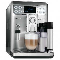 Кофемашина Philips-Saeco Exprelia Evo SS HD8857/09
