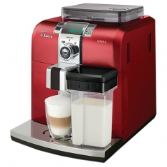 Кофемашина Philips-Saeco Syntia Cappuccino Premium Red HD8838/32