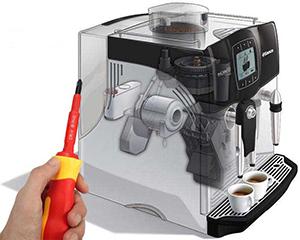 Проводим профессиональный ремонт кофеварок